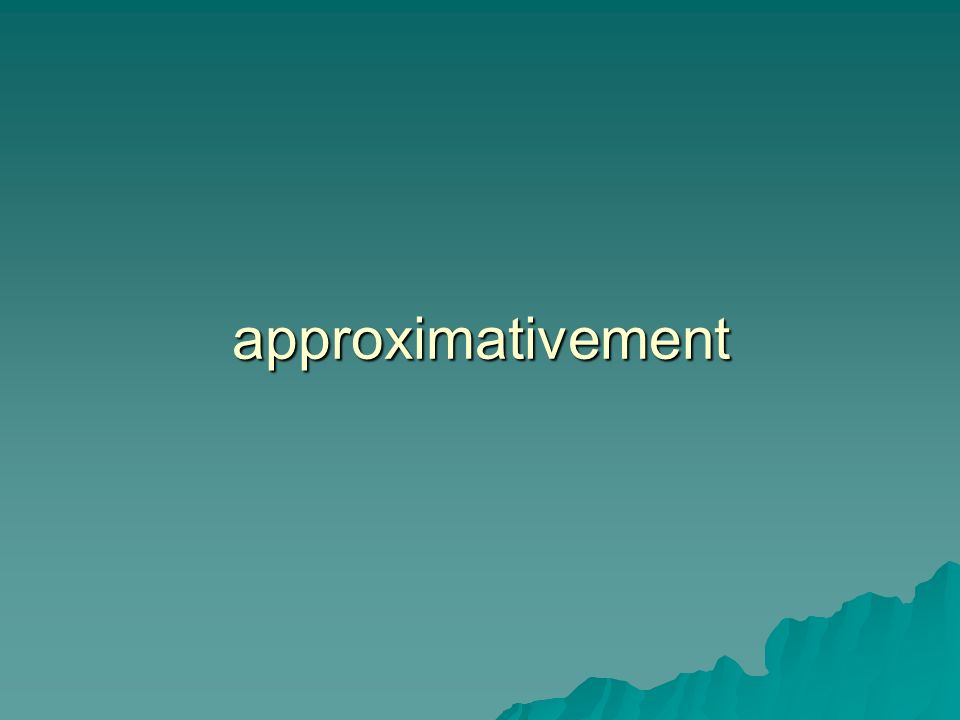 approximativement