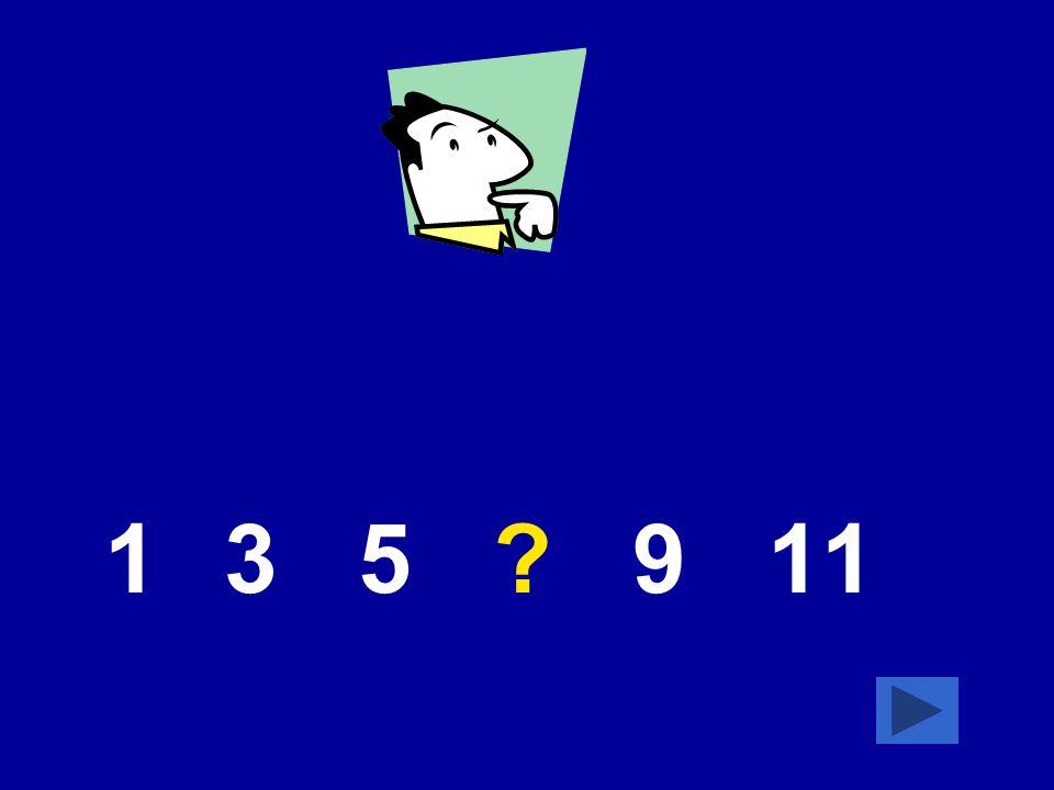 Trouve le nombre manquant Tu dois retenir la suite des nombres et cliquer sur le nombre qui convient ?