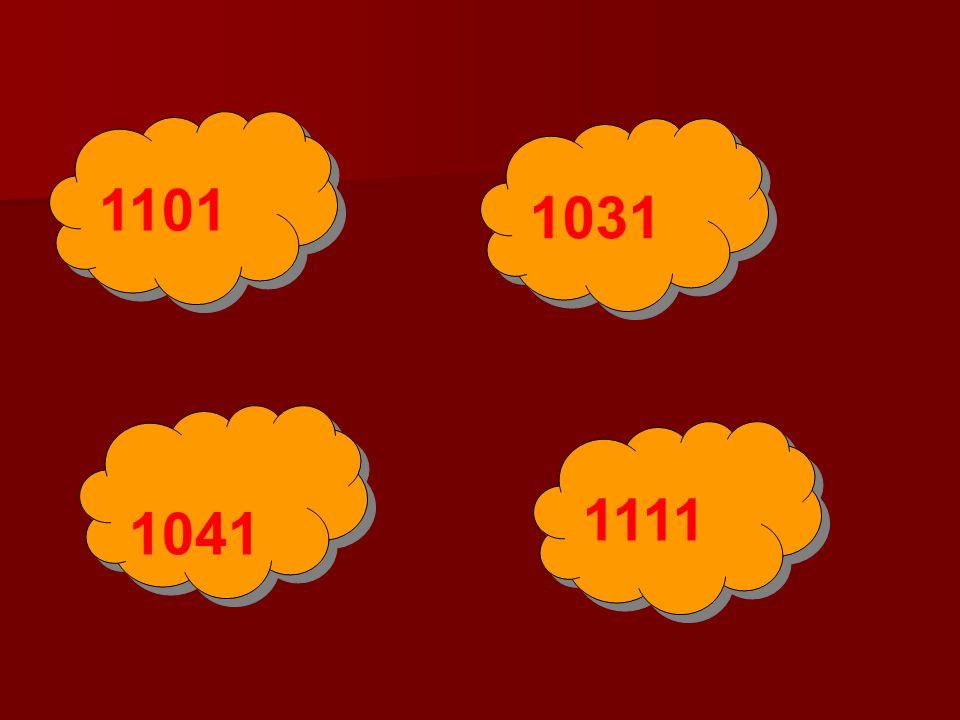 1001 1011 1021 ? 1001 1011 1021 ?