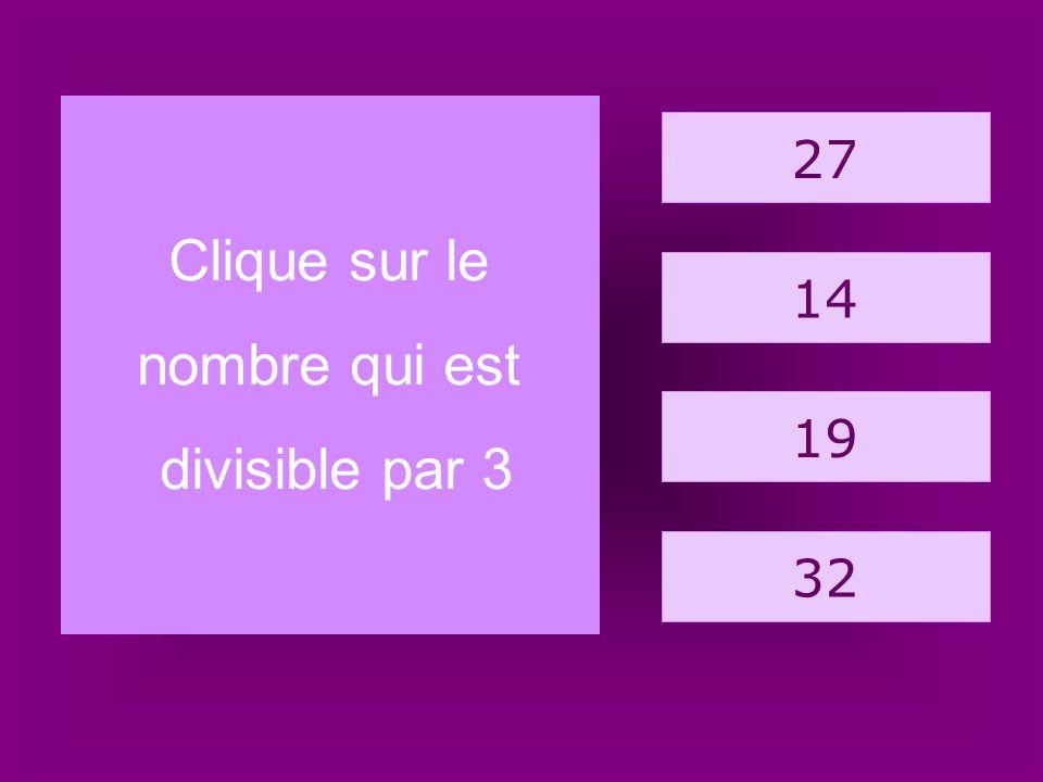 18. rectangle 57 47 37 77 Clique sur le nombre qui est un multiple de 7
