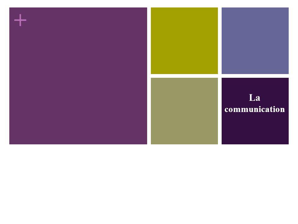 + Communiquer le message Au sens large, le message est le contenu général des informations lémetteurrécepteur un canal Plus spécifiquement, le message est une succession de signes (code) correspondants à des règles précises transmise par lémetteur au récepteur via un canal 22
