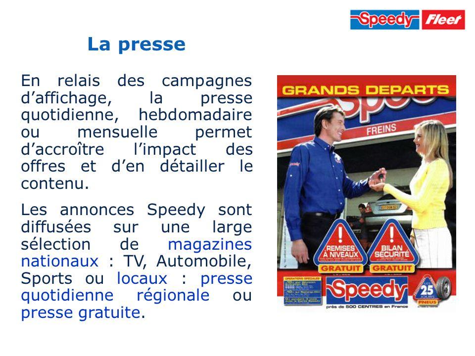 La radio La radio est le média national utilisé en soutien des campagnes promotionnelles danimation des ventes. La puissance de ce média permet dassur