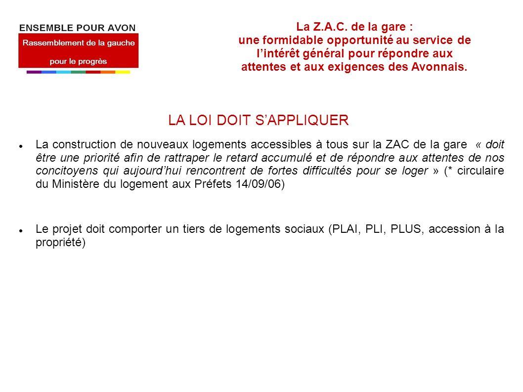 La Z.A.C.