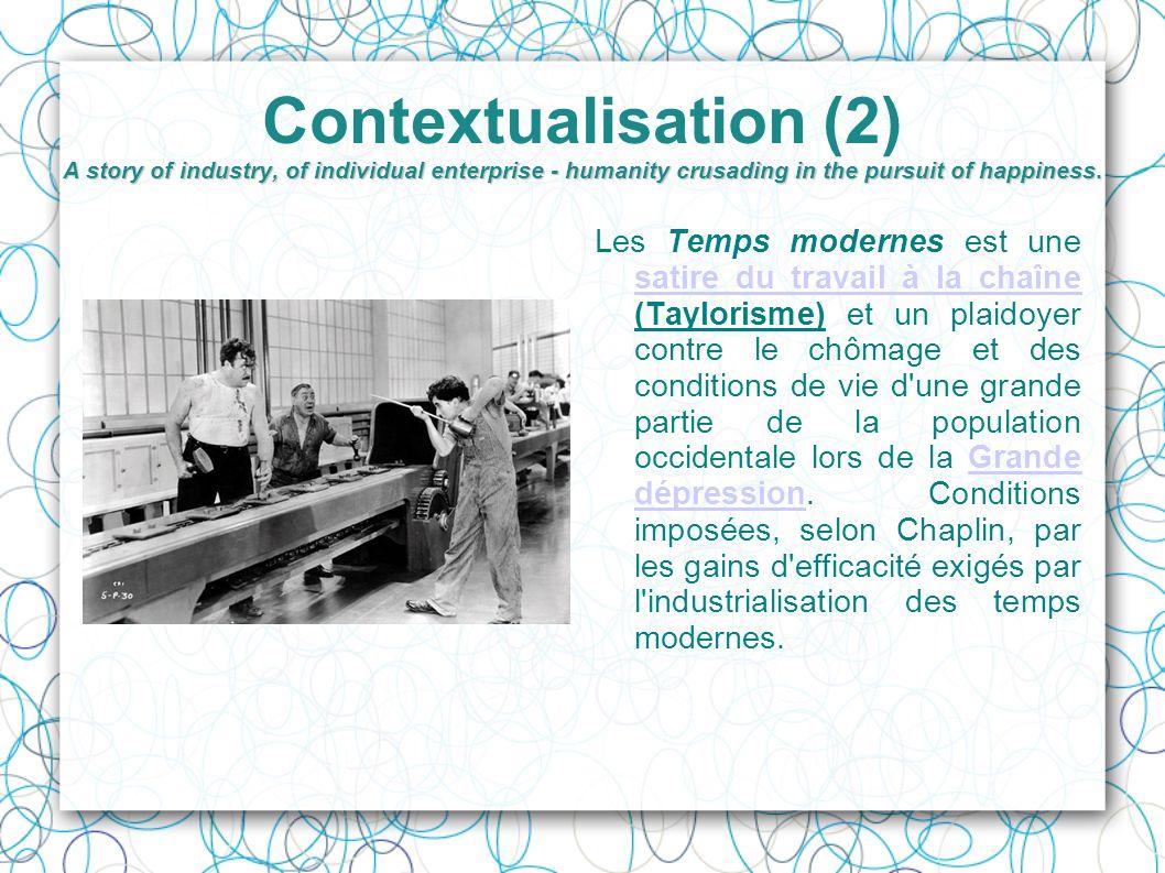 La Machine « s emballe » : conclusion Dénonciation du caractère dictatorial du système où même la pause légale est interdite.
