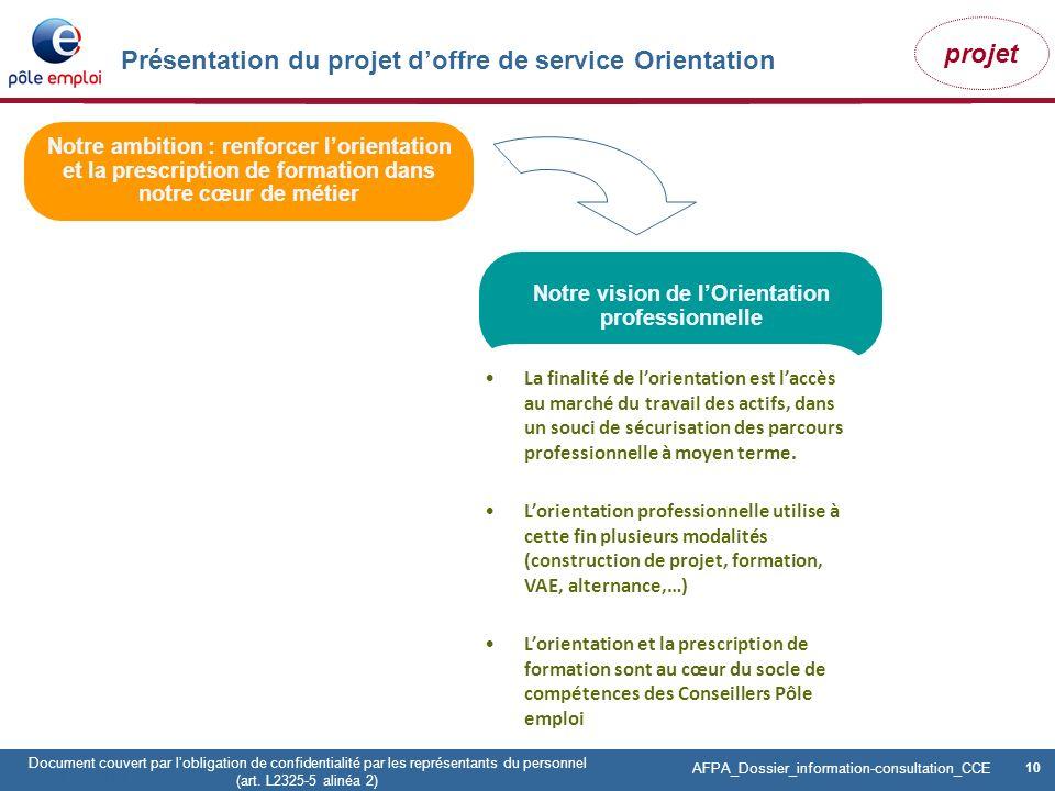 10 Pôle emploi Centre Fiches des instances Version Codir du 9 janvier 2009 10 Document couvert par lobligation de confidentialité par les représentant