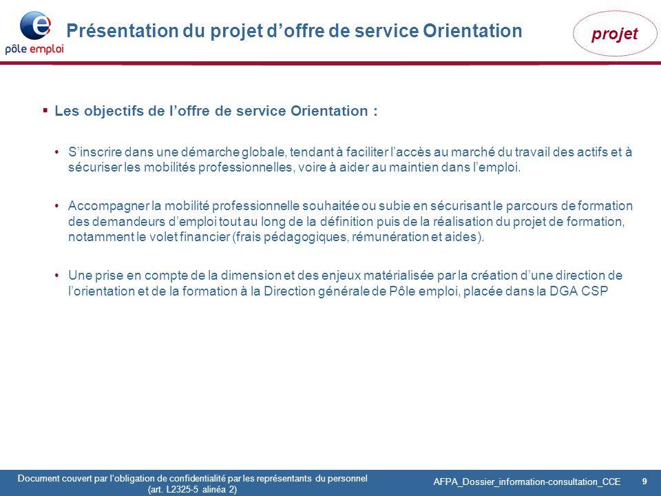 9 Pôle emploi Centre Fiches des instances Version Codir du 9 janvier 2009 9 Document couvert par lobligation de confidentialité par les représentants