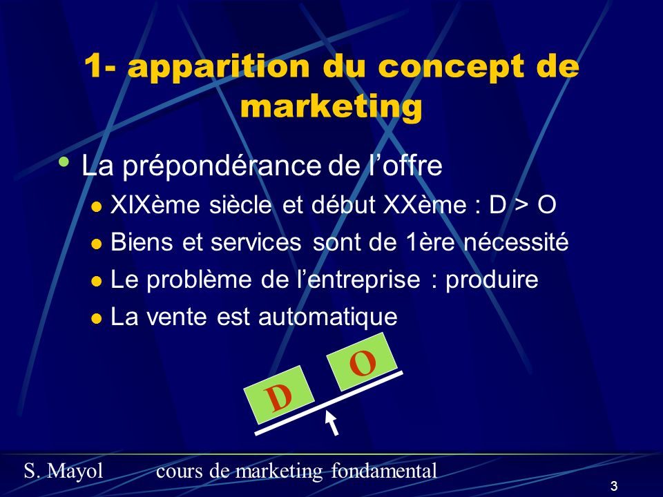 S. Mayolcours de marketing fondamental 94
