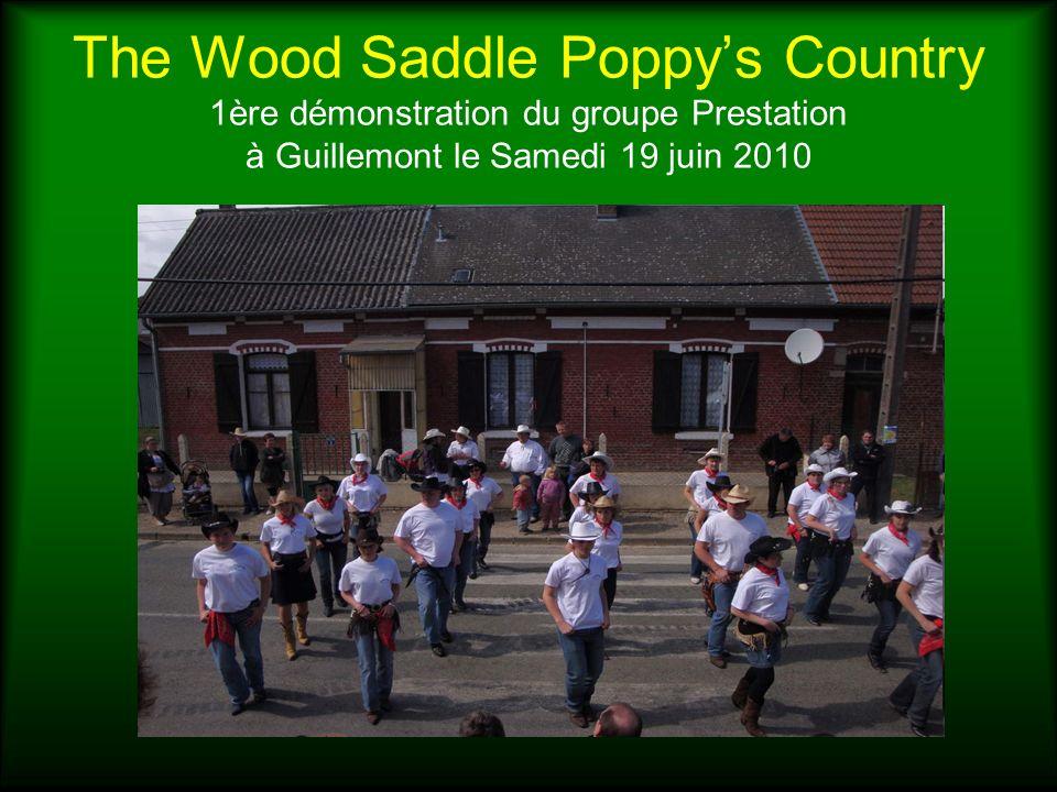 The Wood Saddle Poppys Country Notre participation au Carnaval dAlbert le Dimanche 20 juin 2010