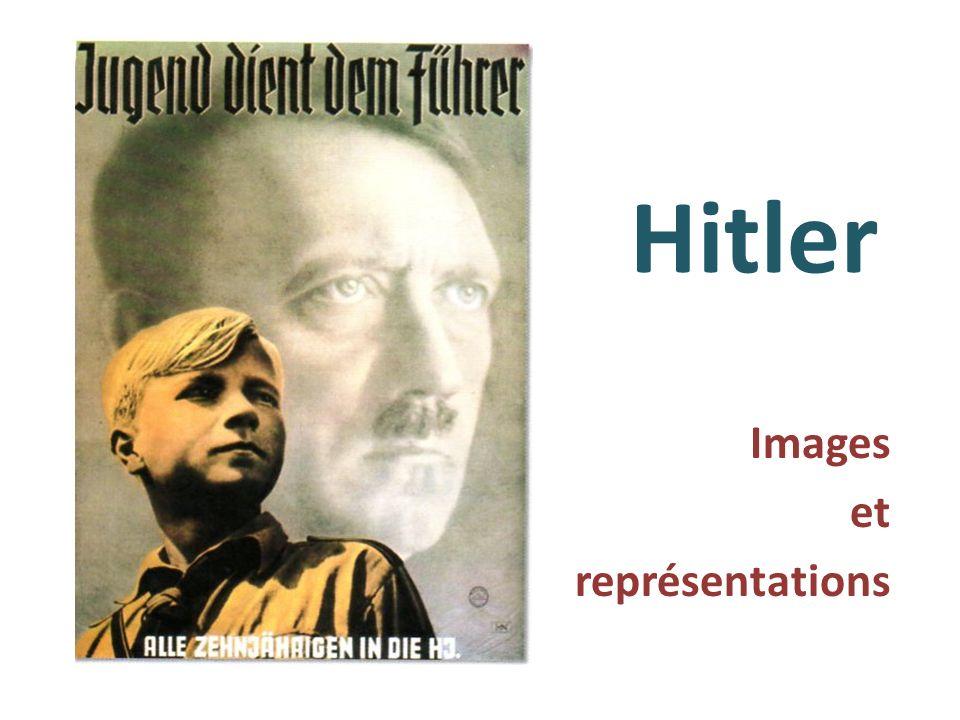 Hitler Images et représentations