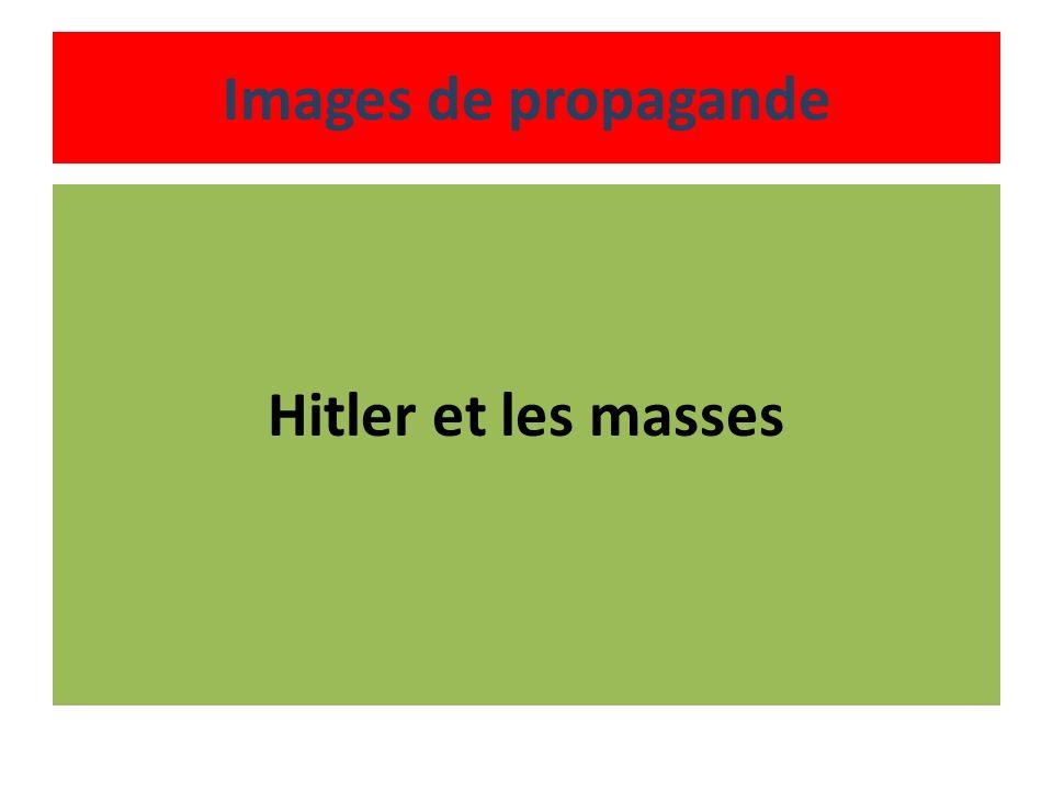 « La jeunesse sert le Führer.