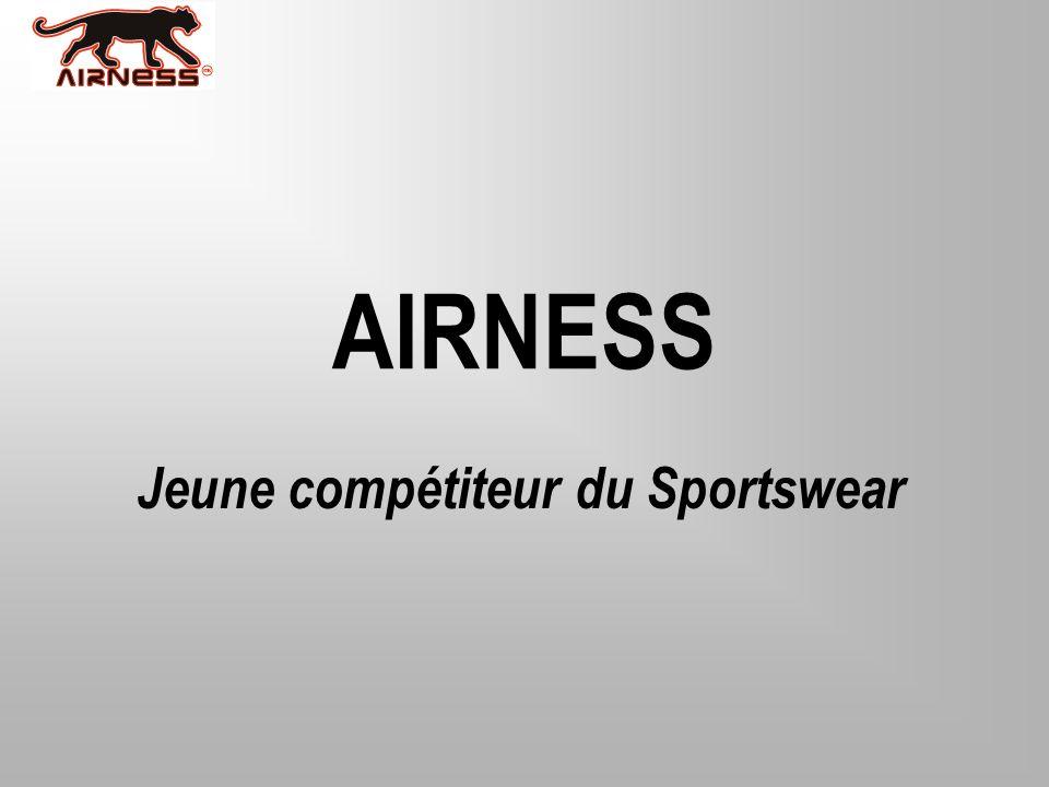 AIRNESS Jeune compétiteur du Sportswear