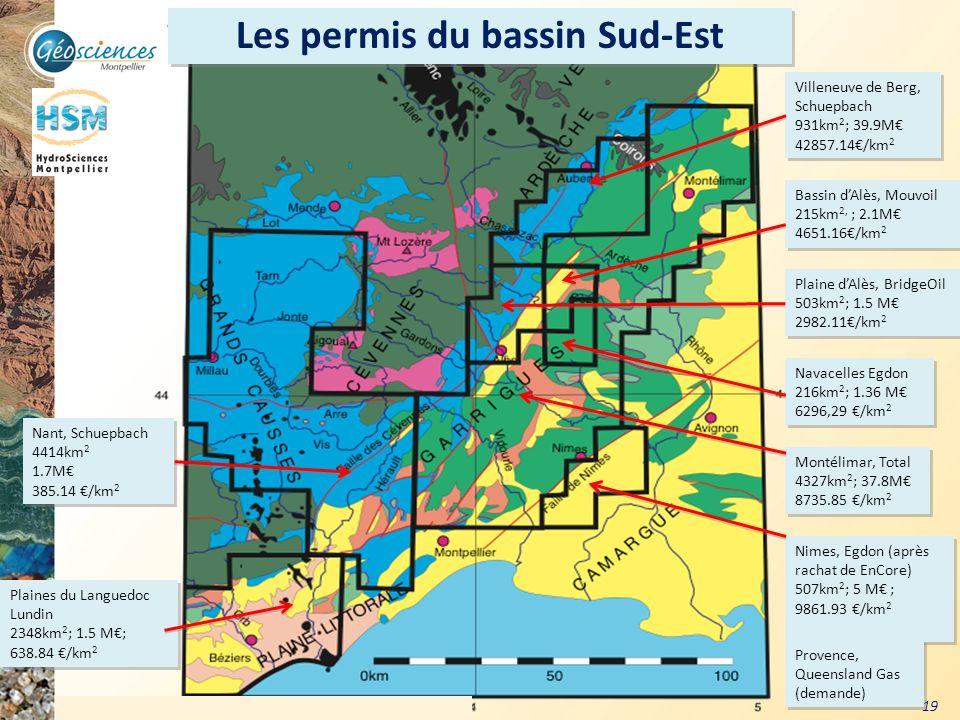 Communauté de Communes du Grand Pic Saint Loup – 3 mars 2011 19 Montélimar, Total 4327km 2 ; 37.8M 8735.85 /km 2 Montélimar, Total 4327km 2 ; 37.8M 87