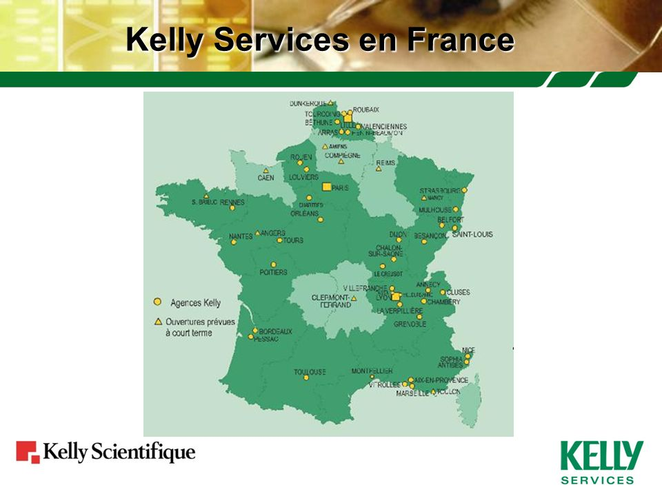 Kelly Services en France
