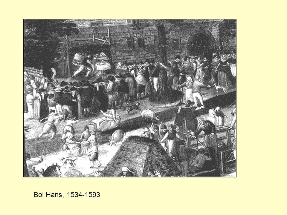 Bol Hans, 1534-1593