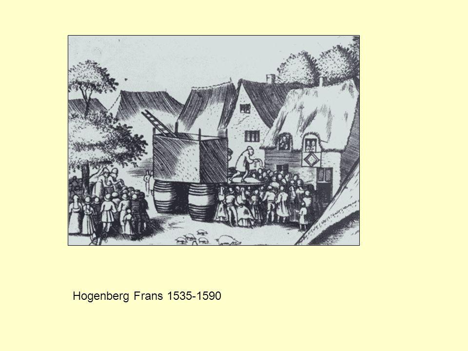 Hogenberg Frans 1535-1590