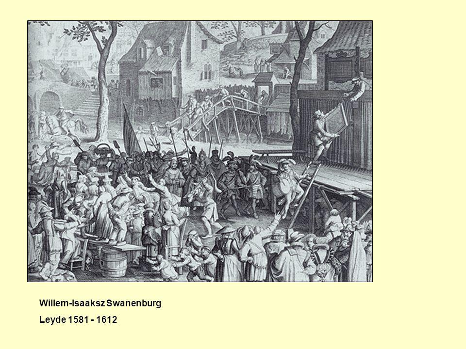 Willem-Isaaksz Swanenburg Leyde 1581 - 1612