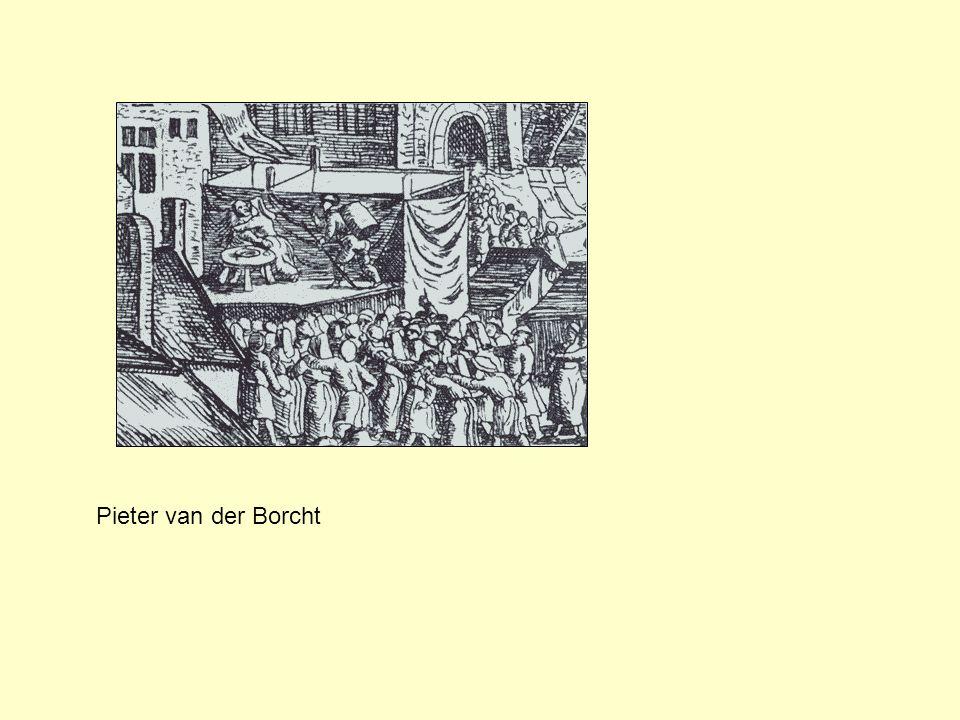 Pieter van der Borcht