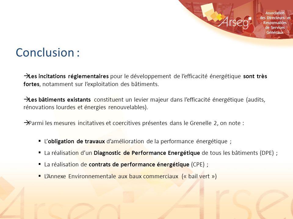 Association des Directeurs et Responsables de Services Généraux Art.