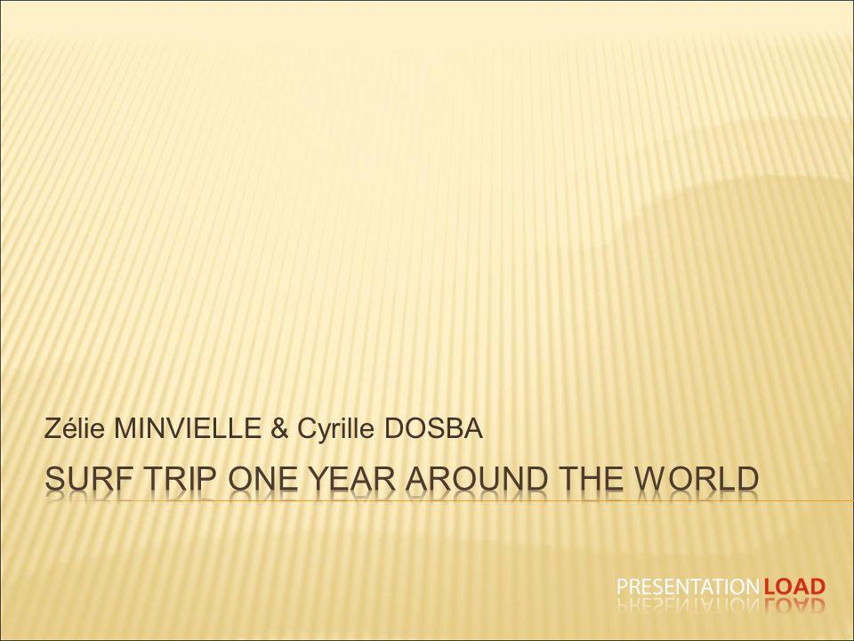 Zélie MINVIELLE & Cyrille DOSBA