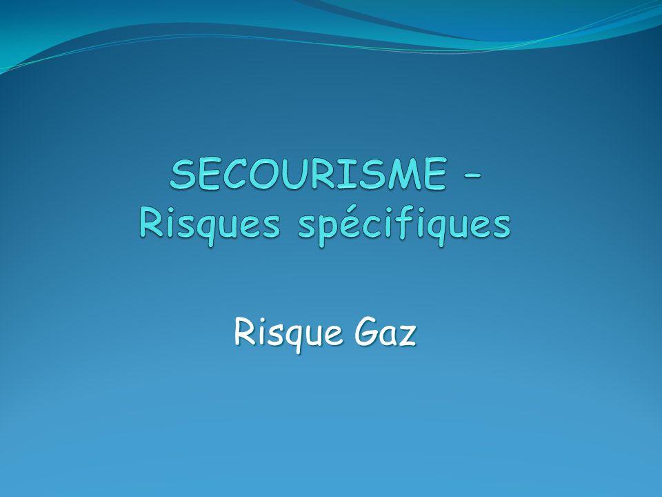 Risque Gaz