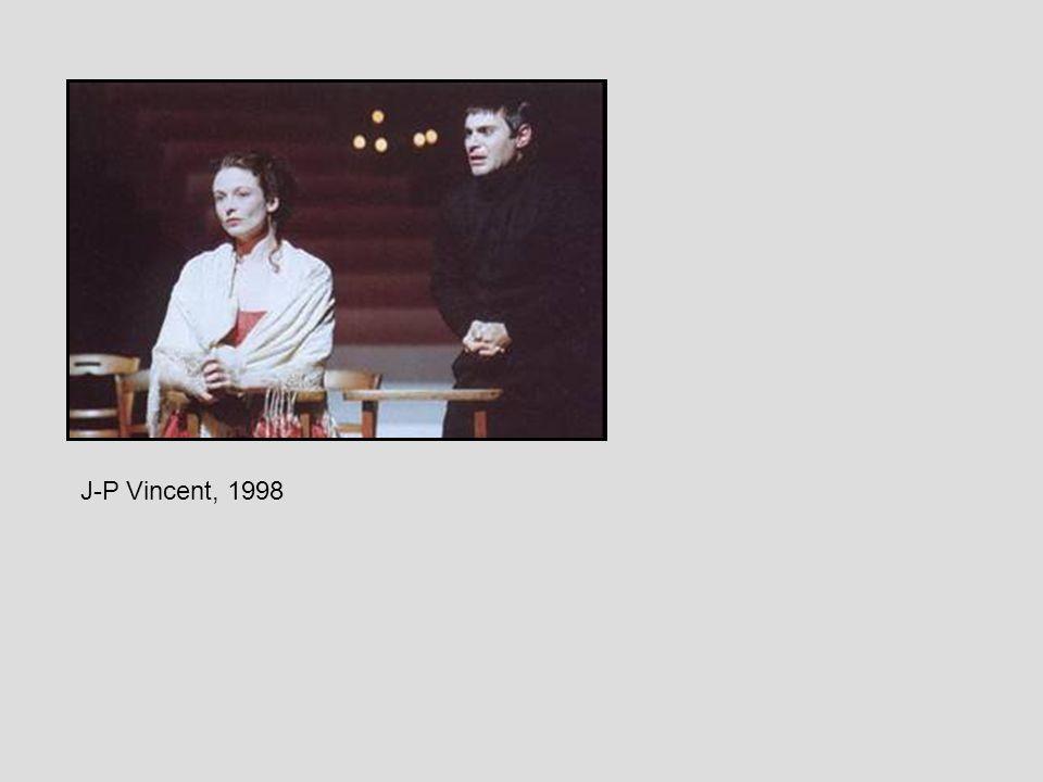 J-P Vincent, 1998