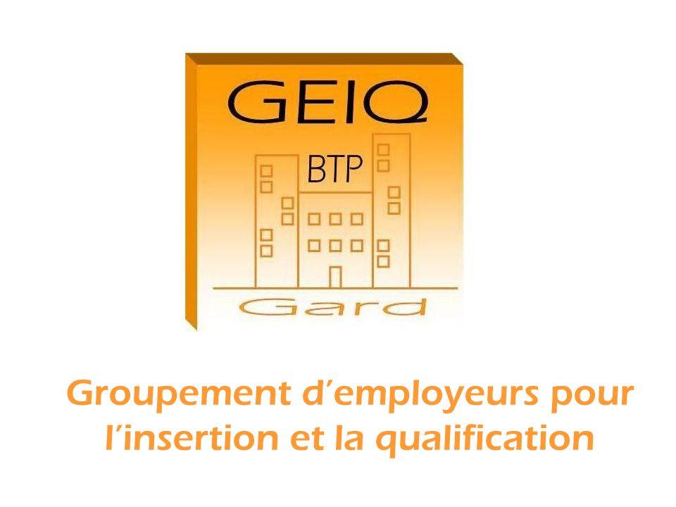 Groupement demployeurs pour linsertion et la qualification