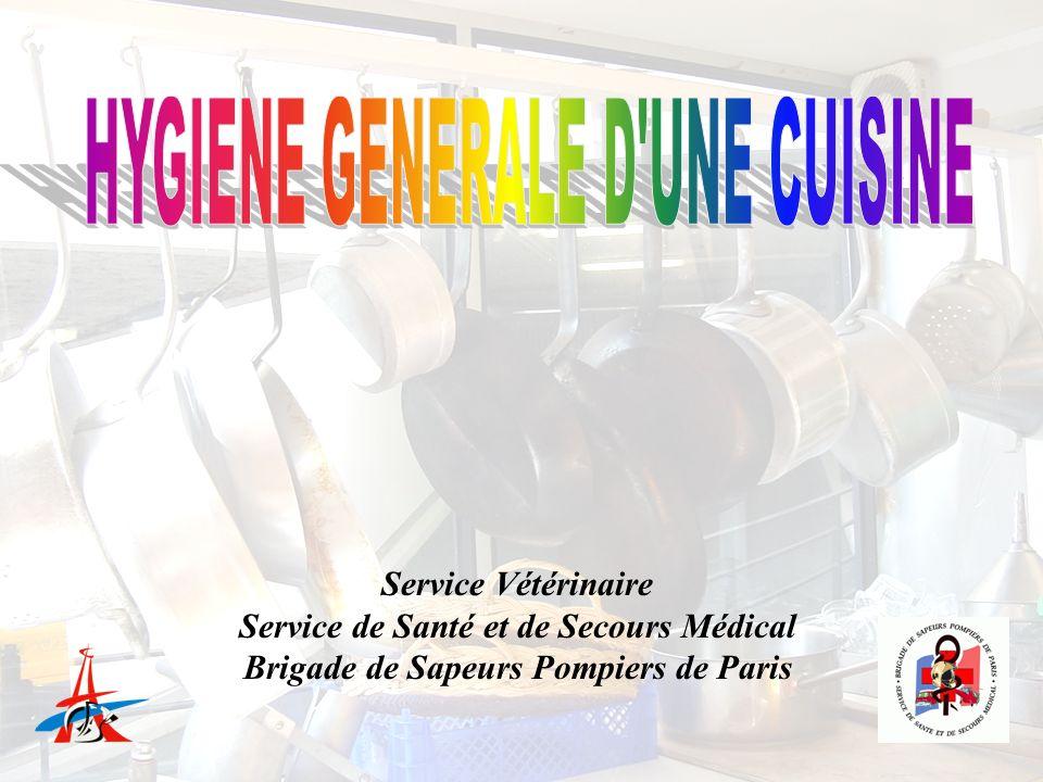 Service Vétérinaire Service de Santé et de Secours Médical Brigade de Sapeurs Pompiers de Paris