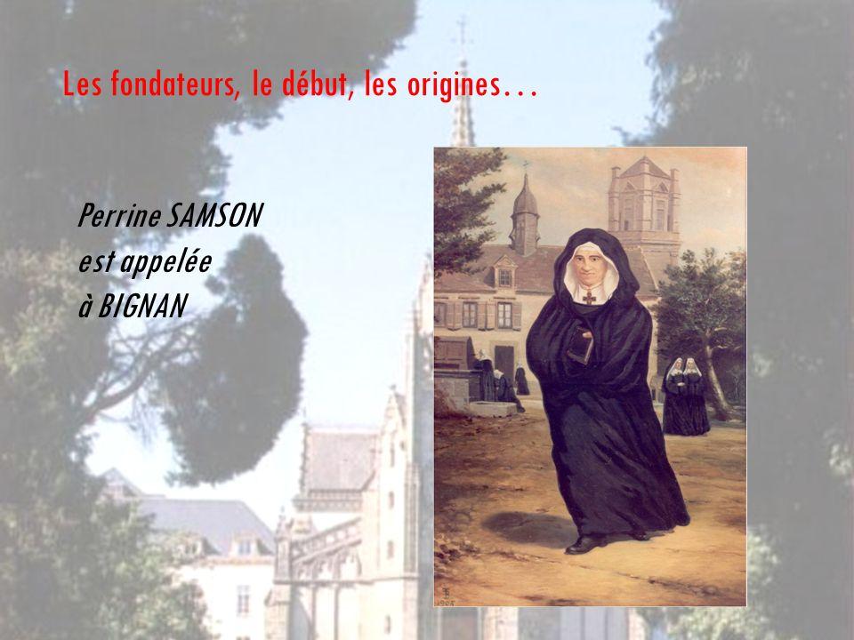 Les fondateurs, le début, les origines… Perrine SAMSON est appelée à BIGNAN