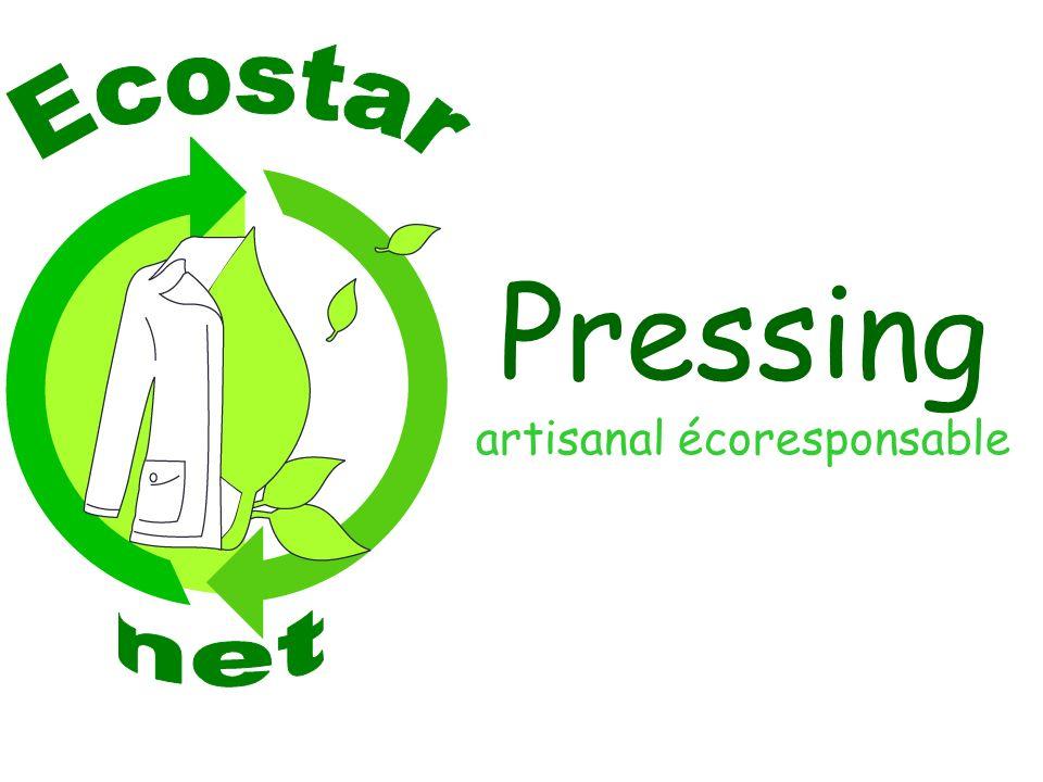 Pressing artisanal écoresponsable