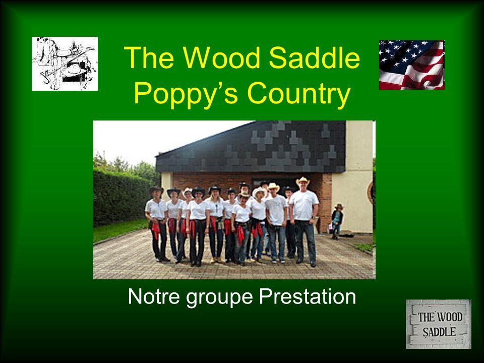 The Wood Saddle Poppys Country Les 10 commandements d un bon danseur de Country Western 1.Avec ton chapeau tu salueras 2.