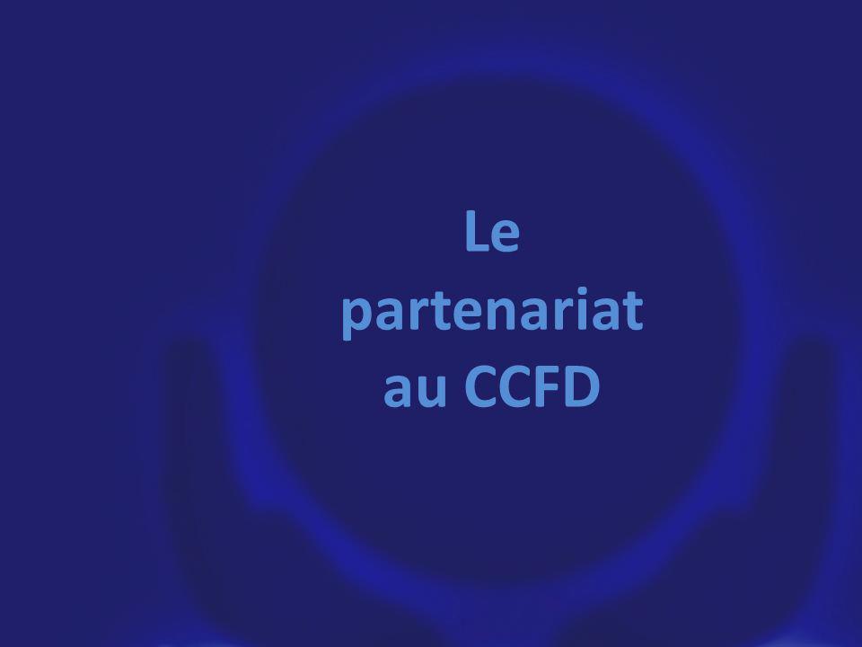 Le partenariat au CCFD