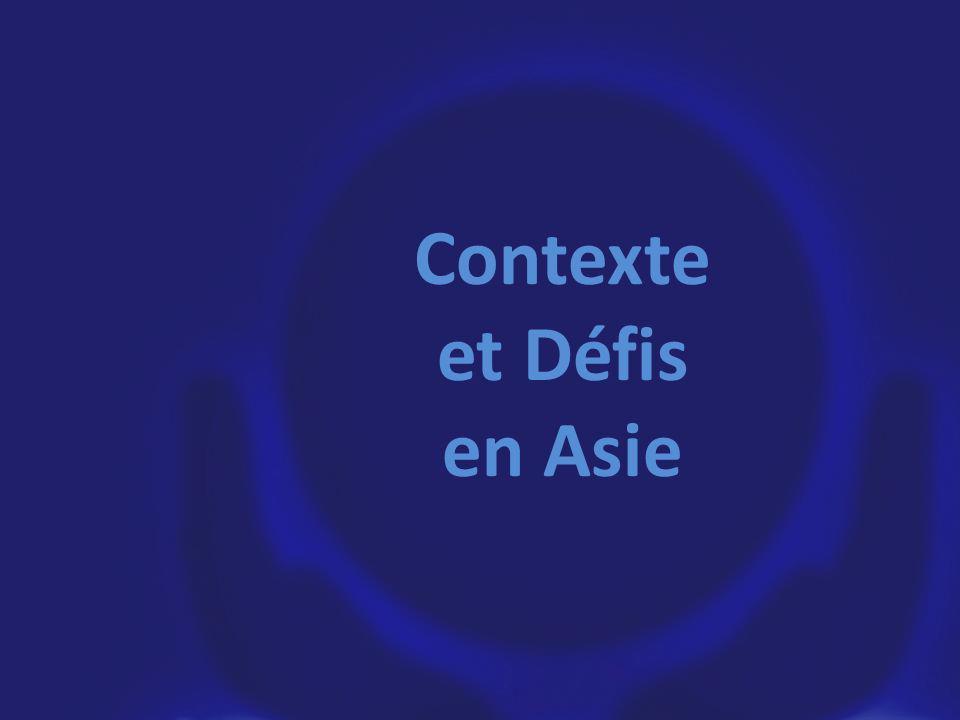 Contexte et Défis en Asie