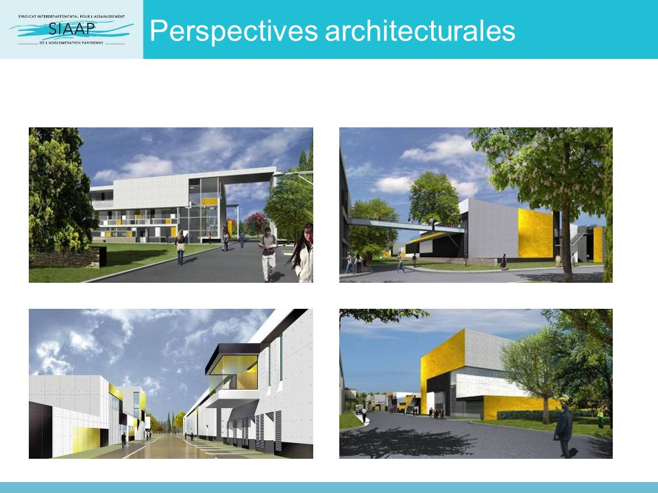 Perspectives architecturales