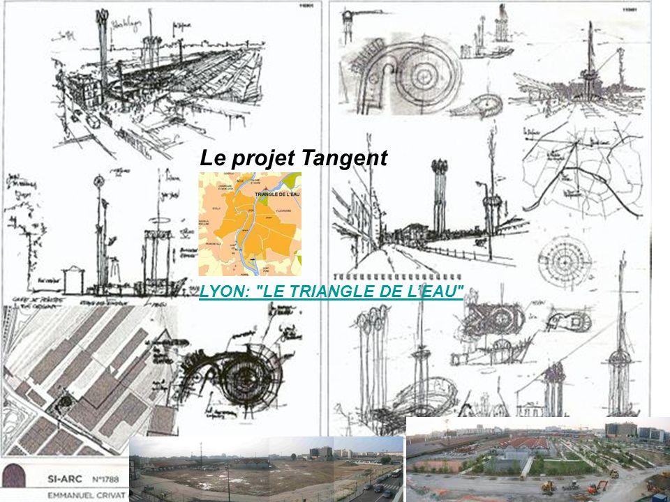 Le projet Tangent LYON: