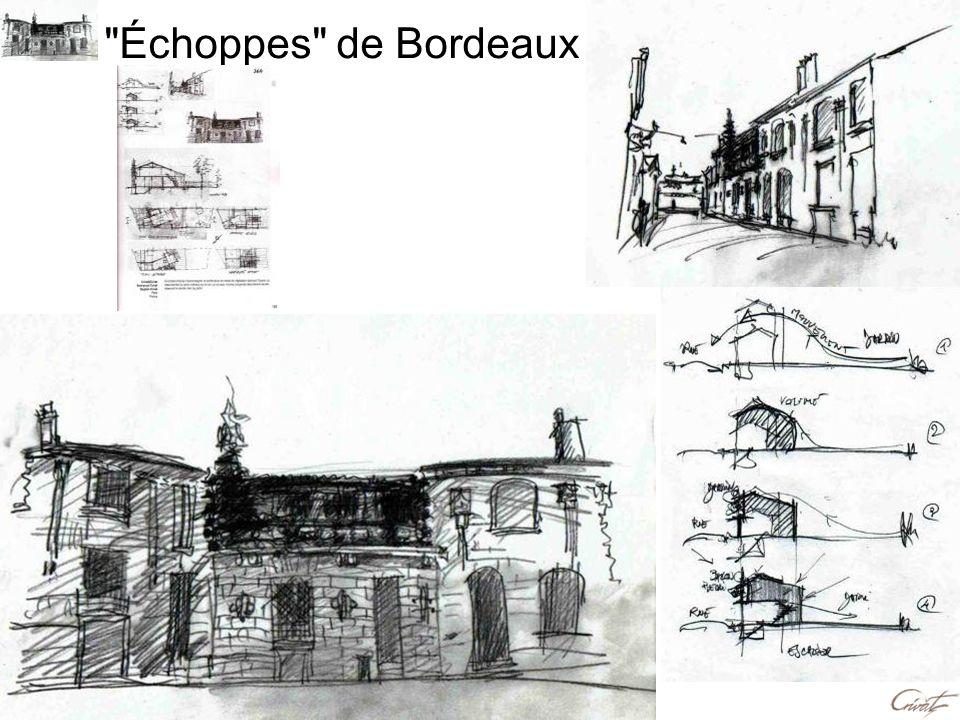 Échoppes de Bordeaux