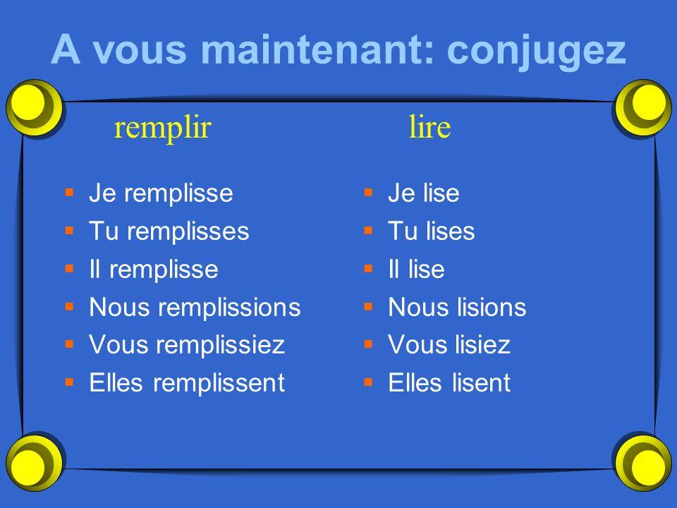 Comment le traduire en anglais? Puisque le subjonctif est rare en anglais, la traduction est normalement la même que celle de lindicatif. Tu tonds la