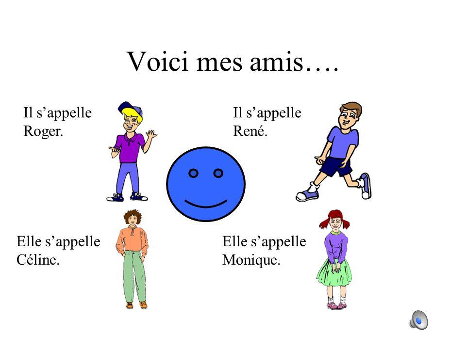 Je me présente Salut Je mappelle Rosalie Je suis française Je suis de Nantes. Cest une ville en France.