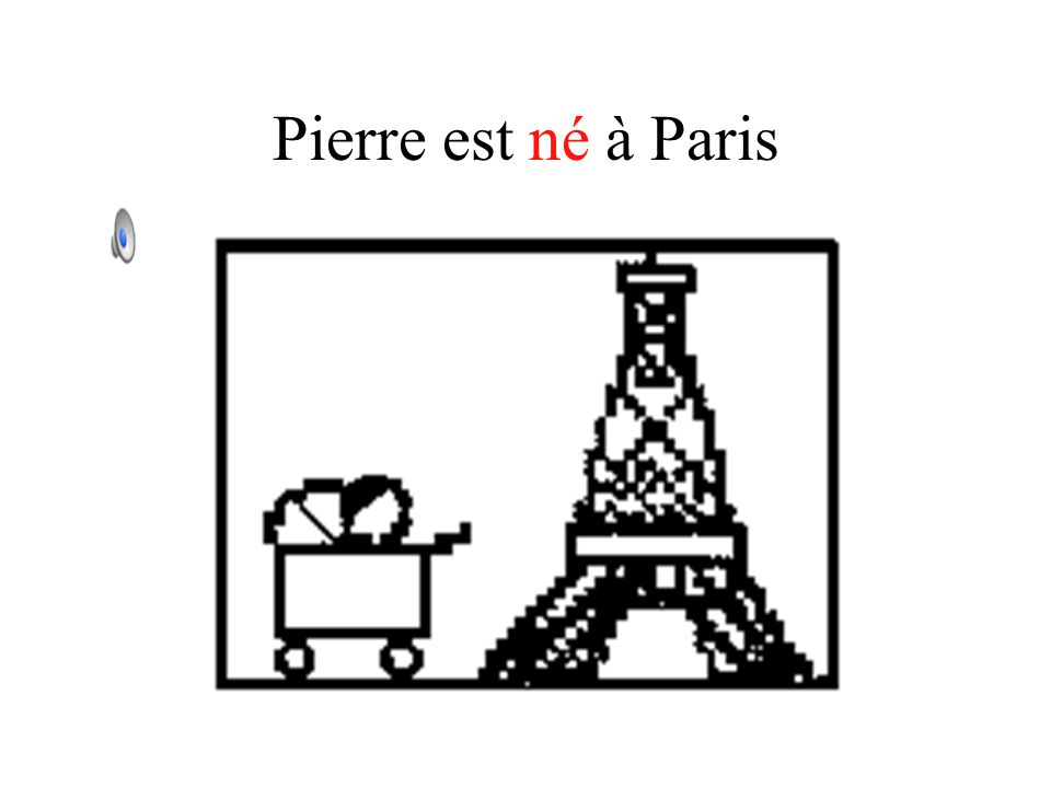 Un soir il est parti de Paris par le train.