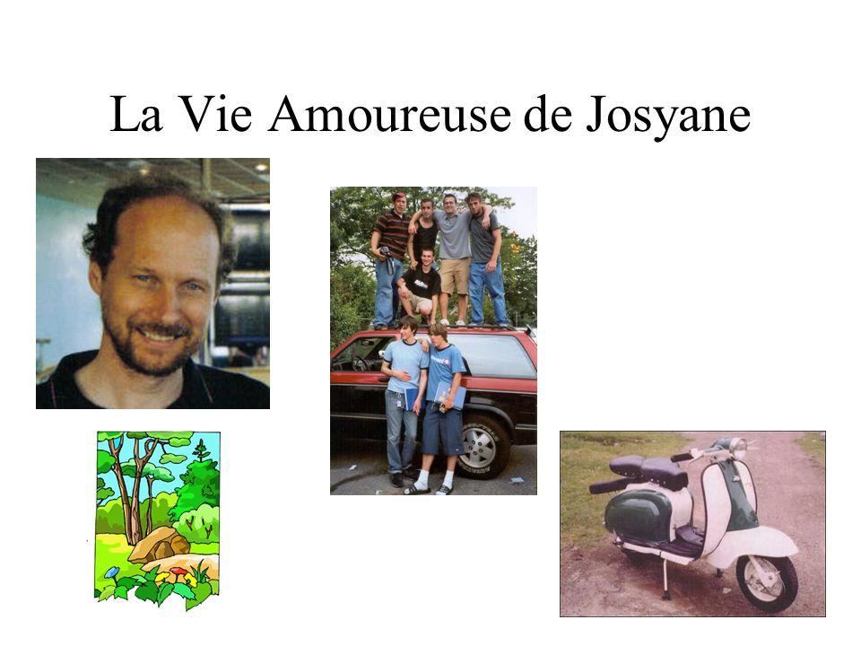 La Vie Amoureuse de Josyane