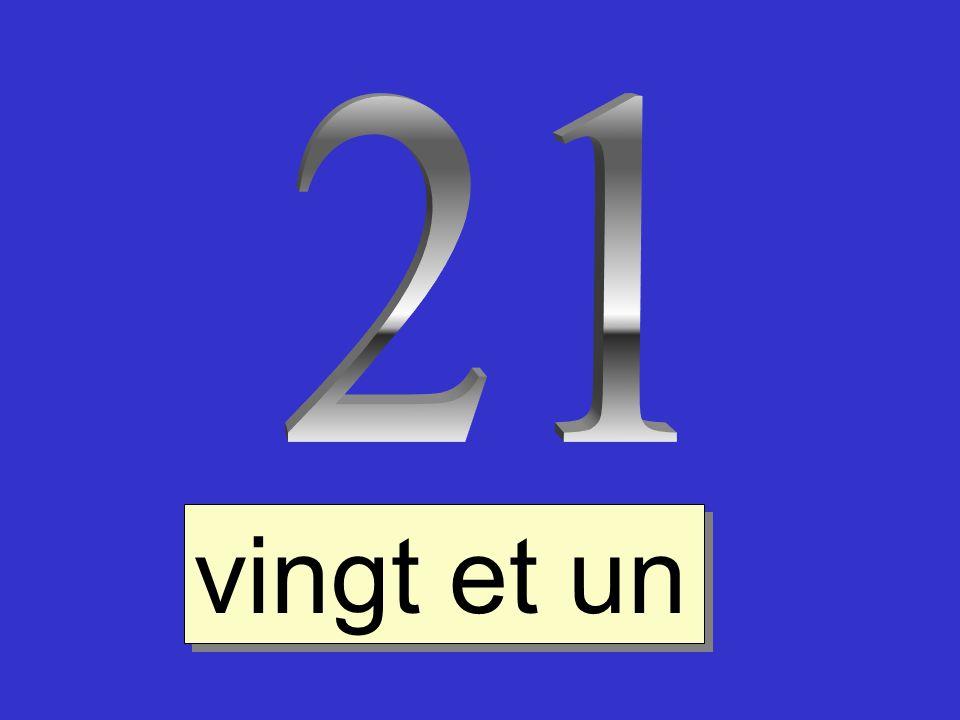 vingt et un