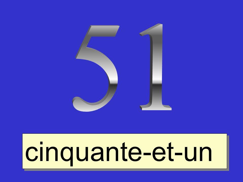 cinquante-et-un