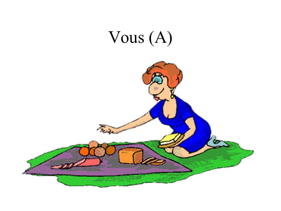 Vous (A)