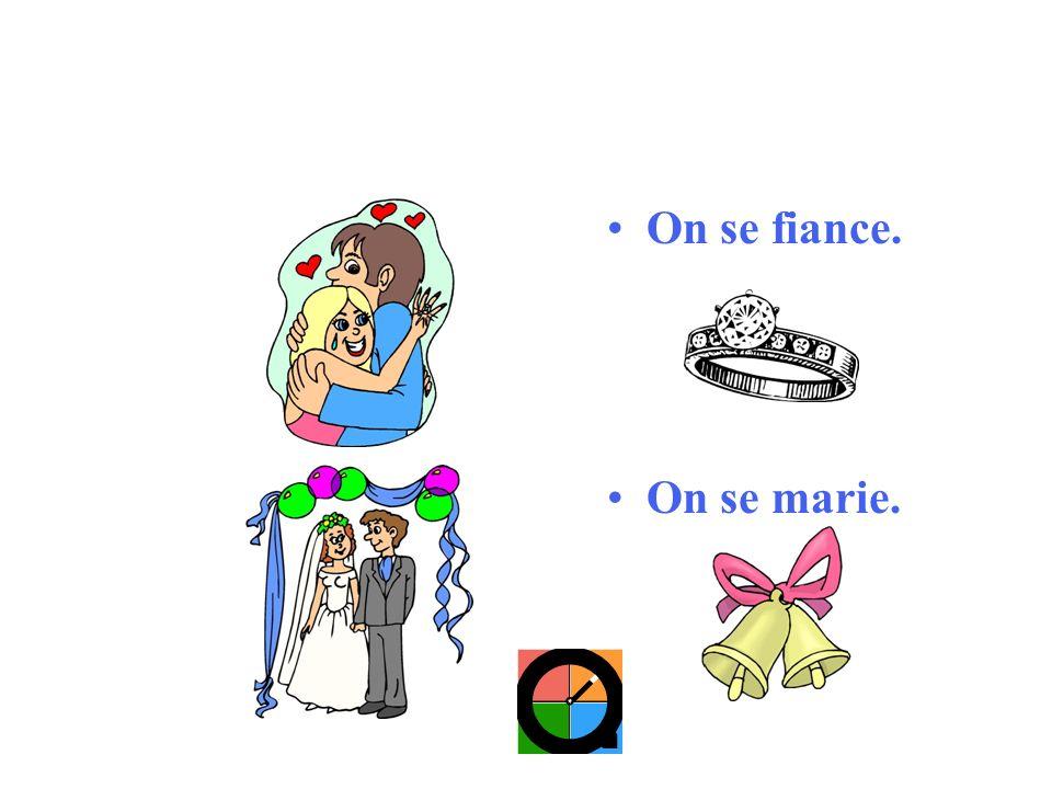 La Vie Conjugale On rencontre quelquun de spécial. On tombe amoureux.