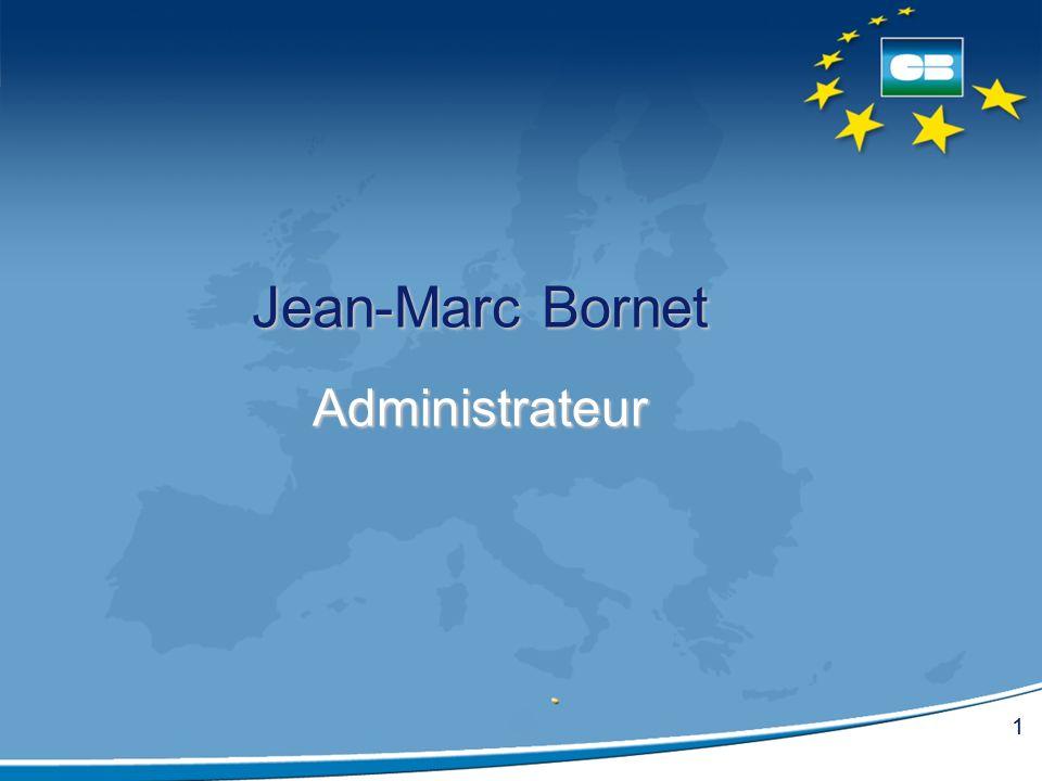 11 Jean-Marc Bornet Administrateur