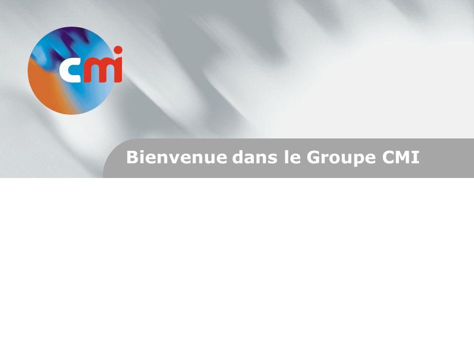 2 Présentation Groupe CMI – Mai 2009 Bienvenue dans le Groupe CMI 200 ans dexpérience industrielle