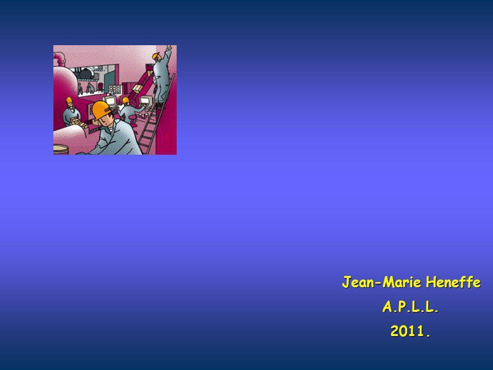Jean-Marie Heneffe A.P.L.L.2011.