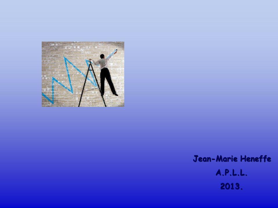 Jean-Marie Heneffe A.P.L.L.2013.