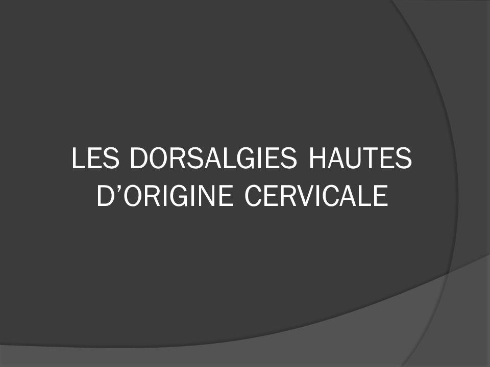 C3 : 1/ Cellulalgie Masséter Partie haute et antérieure du cou 2/ Ténalgie Insertion basse de langulaire de lomoplate 3/ Douleur périostée Bord postéro inférieur de la branche montante du maxillaire inférieur C T P C