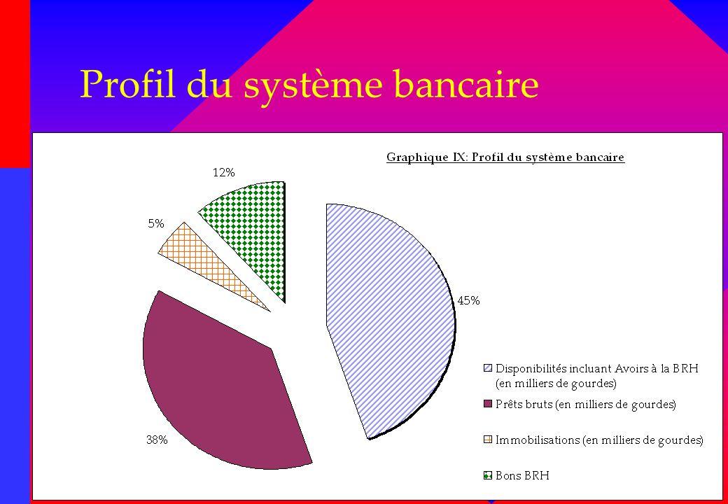 42 Profil du système bancaire