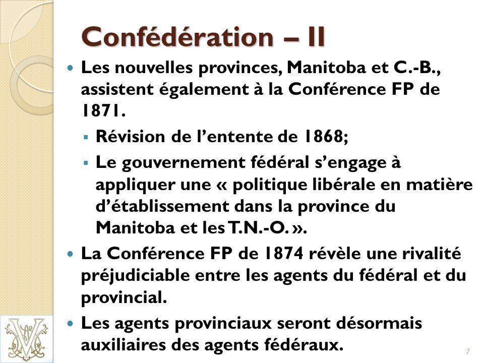 Le Réveil – IV En 1973, le ministre Andras entame lexamen de limmigration ou Livre vert.